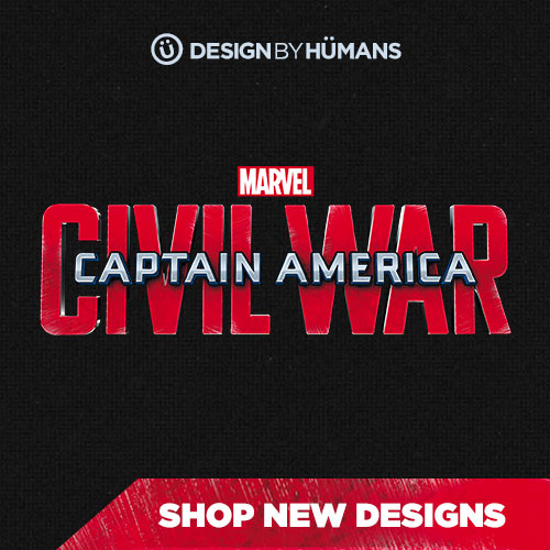 Banner - Captain America Civil War - 500x500