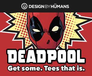 Shop Deadpool tees in our officially licensed Marvel store!