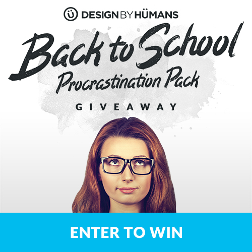 Back To School Giveaway! Enter for a chance to win a Sony TV, 1 year subscription to Netflix or Hulu, DBH framed art print and DBH apparel.
