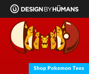 Shop Pokemon Apparel!