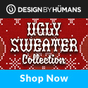 Need an ugly sweater for the holiday season? Shop the Ugly Sweater collection at DesignByHumans.com.
