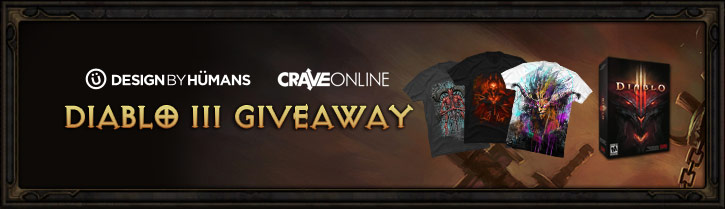 DBH and CraveOnline Diablo III Giveaway