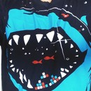 Catso10 wearing Shark with pixelated teeth! by gloopz