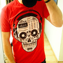 NighteeeeeY wearing Skull DJ by Exclusive-Ape