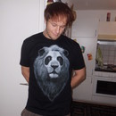 cosmicsecret wearing PandaLion by ADAMLAWLESS