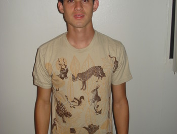 gabrieldiaz wearing Wild Things by DCAY