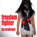 susie wearing Freedom Fighter by zerobriant