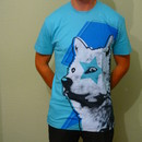 SevasBrothers wearing Limited Edition - Star Wolf by Recycledwax