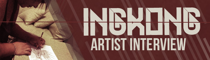DBH Artist Interview - IngKong