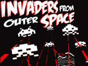 Shinto896 wearing Invaders From Outer Space by NTA365