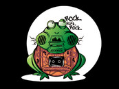 Frog Rock Tape by SEEDSICKSHIT