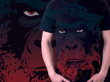 Eyes on you T-Shirt Design by