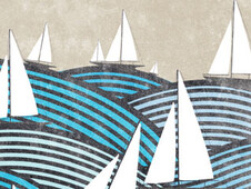 Sea settlers T-Shirt Design by