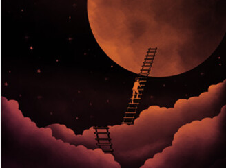 stairway to the moon by sayahelmi