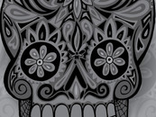 Calavera III by wotto