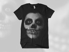 Pretty Skull T-Shirt Design by
