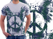 pheonixfighter1 wearing Peace? by avargas90