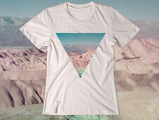 horizon T-Shirt Design by