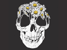 pushing daisies T-Shirt Design by