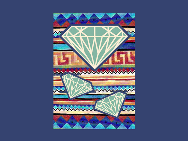 Diamond Aztec