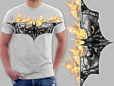 Bane's Plan T-Shirt Design by