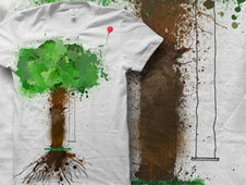 GraffiTree T-Shirt Design by
