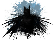 The Dark Knight Rises T-Shirt Design by