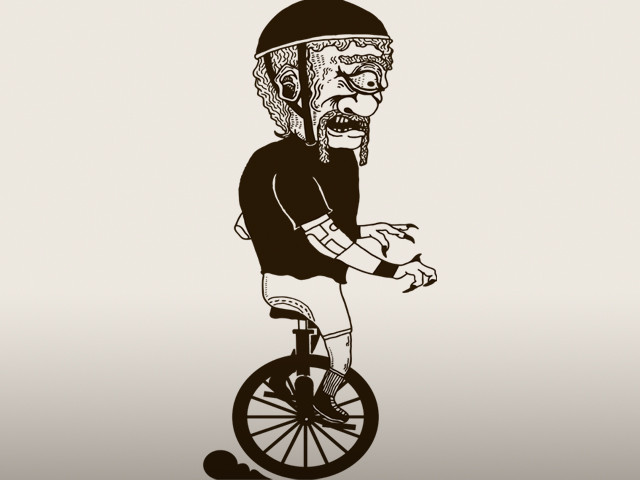 Cycling Cyclops