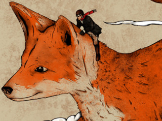 Riding the great red fox by sebasebi