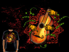 laGuitarra T-Shirt Design by