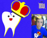 ONLY BAD TOOTH GETS A CROWN :P by lilmaui