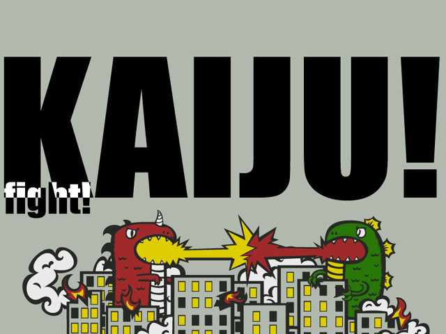 Kaiju! Fight!