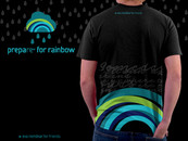 manarB wearing prepare for rainbow by evaremskar