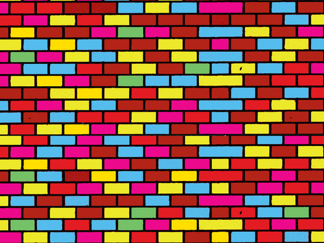 RAINBOW BRICK CITY
