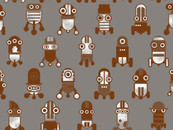 little Racer Robots by ElOjoCuadrado