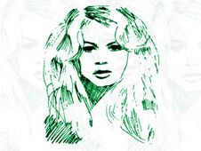 Green With Envy T-Shirt Design by