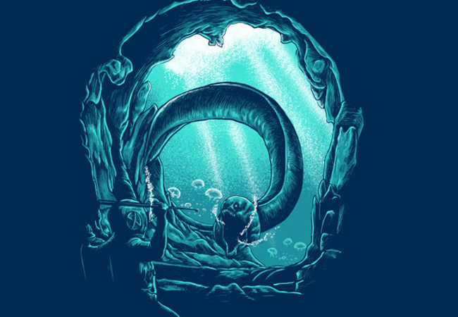 the deep explorer