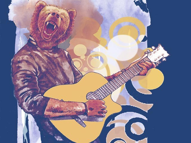 melody of the bear