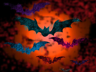 bat attack by Garny