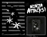 NINJA ATTACKS! by viiieast