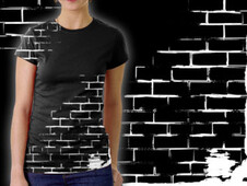 Brick T-Shirt Design by