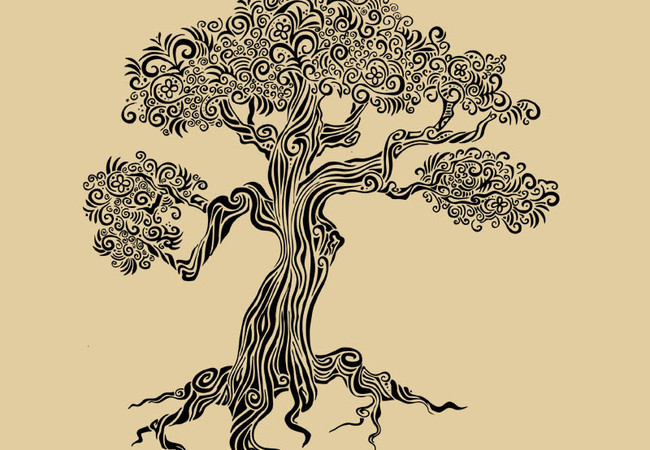 Filigree Tree