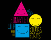 Happy colors forms by 2Drunk