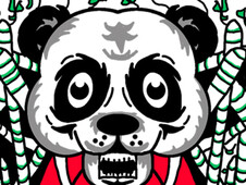 panda ranger :)))) T-Shirt Design by