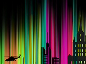 PRABHITA wearing -=The NEON City=- by Ingkong