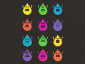 Raining Monsters by messing