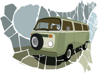 VW combi by _bug_