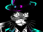 mafia cat by shinobininja