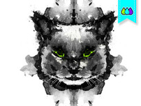 GRAZY ABOUT CATS ! T-Shirt Design by