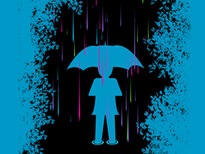 Acid Rain T-Shirt Design by